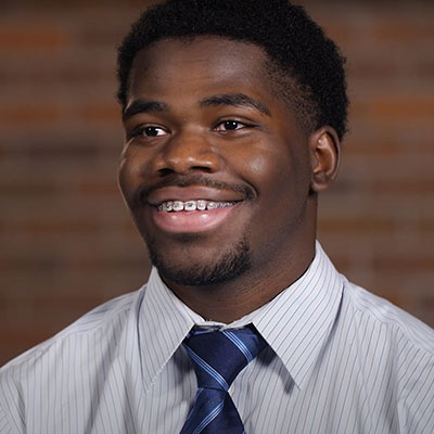 Riko Niyomwungere, North Seattle Computer Science student