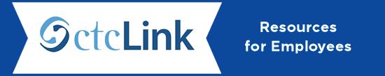 了解更多关于ctcLink的知识并完成培训
